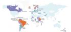Part de la production d'électricité d'origine renouvelable dans le monde