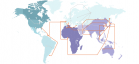 Transport de gaz dans le monde GNL