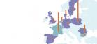 Les réserves des gaz de schiste en Europe