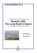 Russian LNG : the long road to export