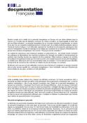 La précarité énergétique en Europe : approche comparative