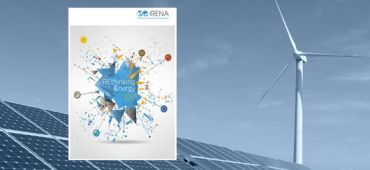 Rapport REthinking Energy 2017 de l'Irena