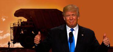 Trump et le charbon
