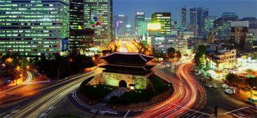 Électricité à Séoul