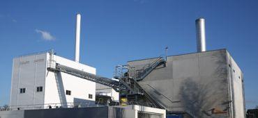 Chaufferie biomasse Saint-Denis