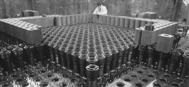 Photo histoire de réacteur nucléaire français