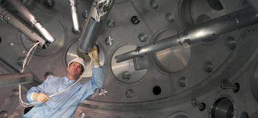 Fusion nucléaire laser Mégajoule