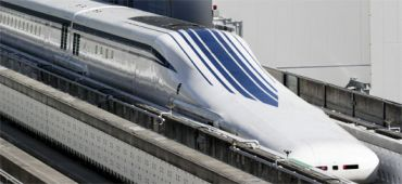 Train japonais maglev
