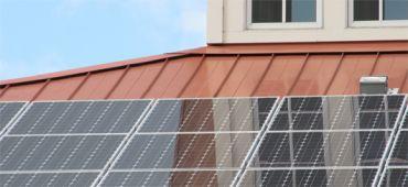 Photovoltaïque sur bâtiments