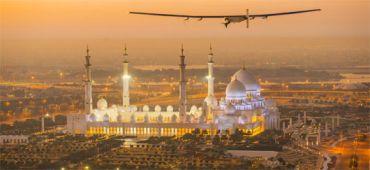 Solar Impulse 2 en tour du monde