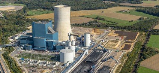 Centrale au charbon de Datteln 4