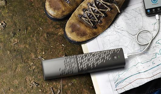 Une barre énergétique d'un nouveau type pourrait bientôt se glisser dans votre équipement de randonnée. (©Intelligent Energy)