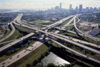Usages du pétrole autoroutes